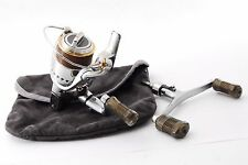 SHIMANO STELLA 2000 W/Spare handle Spinning Reel USED from Japan #B829