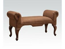 Acme Furniture 05626 - Aston Rolled Arm Bench