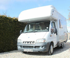 2004 Hymer Classic Camp C544K 5 berth Fiat Ducato 2.0 JTD only 15k with 2 owner
