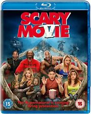 SCARY MOVIE 5 - Blu Ray Disc -