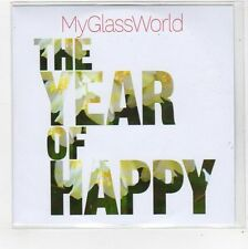 (FE8) My Glass World, The Year of Happy - 2014 DJ CD