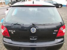 Heckklappe VW Polo 9N black magic perleff. LC9Z Klappe schwarz