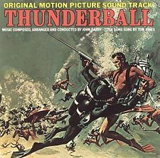 Thunderball [Original Motion Picture Soundtrack] by John Barry (Conductor/Compo…