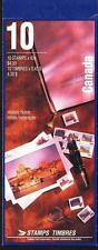 Canada 1993 Booklet #160 Historic CPR Hotels
