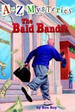 The Bald Bandit (A to Z Mysteries), Ron Roy, New Books