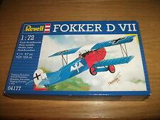Revell - Fokker D VII - Bausatz - 1: 72