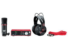 FOCUSRITE Scarlett Studio 2i2 2nd Generazione KIT INTERFACCIA AUDIO USB