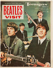 BEATLES - Australian Tour Official Souvenir Program plus more