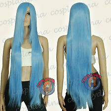 40 inch Hi_Temp Series Baby Blue Long Cosplay DNA Wigs 854134
