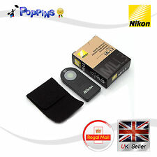 Genuine NIKON ML-L3 MLL3 WIRELESS TELECOMANDO AD INFRAROSSI PER D7100 D7000 D5500 D5300