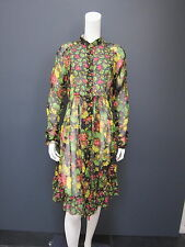 ANTONIO MARRAS for KENZO 100 % silk dress / long top NEW size 40 french