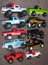 10 VINTAGE LESNEY MATCHBOX SUPERFAST 4x4 OFFROAD JEEP TRUCK LOT HOTWHEELS