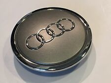 New Genuine Audi A3 A4 A6 A8 Q3 Q5 TT R8 RS3 RS4 RS6 TTRS Wheel Centre Cap