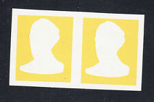Liberia # 435 MNH IMPERF PAIR Proof of Frame 1966-69 Presidential Set