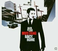 Alex Attias Presents Mustang - Back Home (SEALED CD) Bembe Segue Colonel Red
