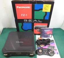 Panasonic 3DO REAL Console System FZ-1 - BOXED. JAPAN GAME. Working tested.