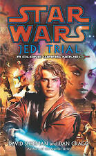 Star Wars: Jedi Trial, By Cragg, Dan, Sherman, David,in Used but Acceptable cond