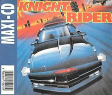 LASER COWBOYS - Theme from Knight Rider - 2 Tracks