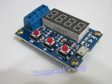1.2-12V Battery Capacity Tester External Load Discharge Capacity Test 18650 new