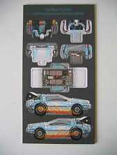 Colt Express - deLorean The Time Travel Car Promo for the board game