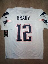 NIKE New England Patriots TOM BRADY nfl Jersey YOUTH KIDS BOYS (L-LARGE)