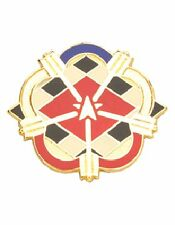 0633 Support Group Unit Crest (No Motto)
