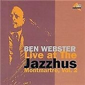 Ben Webster - Live at Jazzhaus, Vol. 2 (Live Recording, 2003)