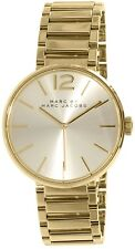 Marc by Marc Jacobs Women's Peggy MBM3401 Gold Stainless-Steel Quartz Watch