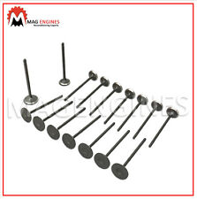 ENGINE VALVE SET TOYOTA 1ZZ-FE FOR COROLLA AVENSIS & CELICA 1.8 LTR ENGINE 01-07