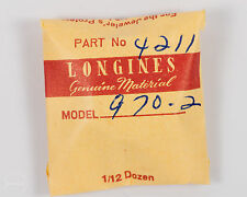 Longines Genuine Material Part #4211 for Cal. 970.2