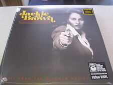 OST - Jackie Brown -  LP 180g Vinyl /// Neu&OVP /// MP3 ////// QUENTIN TARANTINO