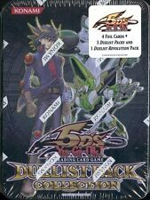YUGIOH 2011 DUELIST PACK COLLECTION 16 TIN CASE BLOWOUT CARDS