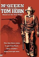 "Tom Horn Steve McQueen, Linda Evans, Richard Farnsworth, Billy ""Green"" Bush, Sl"