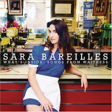 What's Inside: Songs From Waitress - Sara Bareilles (2015, CD NEUF)