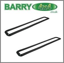 2 x Defender & Series 2, 2a, 3 Bulkhead Vent Seal OE UK RUBBER Barry4x4 MUC4299