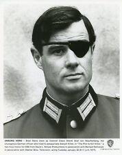 BRAD DAVIS PORTRAIT THE PLOT TO KILL HITLER ORIGINAL 1990 CBS TV PHOTO