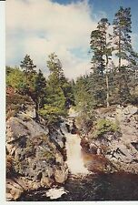 Vintage unused Arthur Dixon Postcard Falls of Bruar nr Blair atholl, 3629