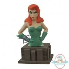 Dc Batman Animated Series Poison Ivy Bust by Diamond Select