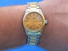 PRYNGEAPS AUTOMATIC 2882 W.3 TWO TONE CAL.ETA 2783 MENS SWISS MADE 100%