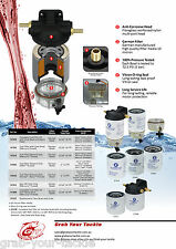 MARINE WATER SEPERATOR FUEL FILTER SUIT  BOAT Marine Fuel Filter