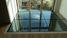 Skylight Roof Light Flat Roof Clear Double Glazed 1000mm x 1000mm Walk on Glass