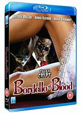 Bordello of Blood    **Brand New Blu Ray**  Tales from the Crypt