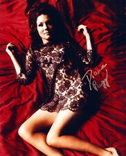 Diana Rigg See Thru On Her Majesty's Secret Service The Avengers SIGNED RP 8x10