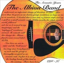 FREE US SH (int'l sh=$0-$3) NEW CD The Albion Band: The Acoustic Years 1993-1997