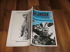 LANDSER GROßBAND  1244 -- von der MORSETASTE zum MG / Bordfunker und MG-Schütze