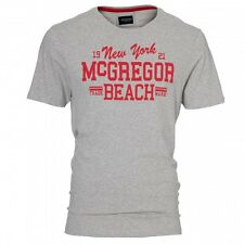 McGregor Cody Diving T-Shirt Grey Mens Size Large Box7480 M