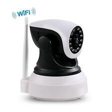 Camara HD WiFi Interior Micrófono Altavoz Vision Nocturna Deteccion de Movimient