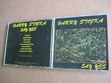 CD HARRY STOJKA Say Yes rare Austrian jazz rock blues fusion