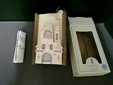 Pottery Barn Kids CASTLE NightLight Light Princess Sonja EASTER Basket GIFT NEW