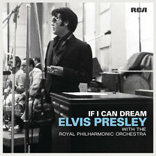 If I Can Dream: Elvis Presley With Royal Philharmo  (2015, Vinyl NEUF)2 DISC SET